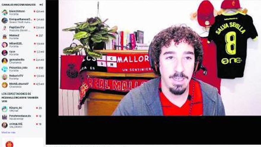 El Mallorca, de Champions en internet