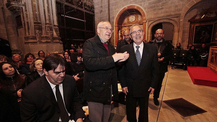Fallece el maestro Cerveró, compositor clave para la Semana Santa de Zamora