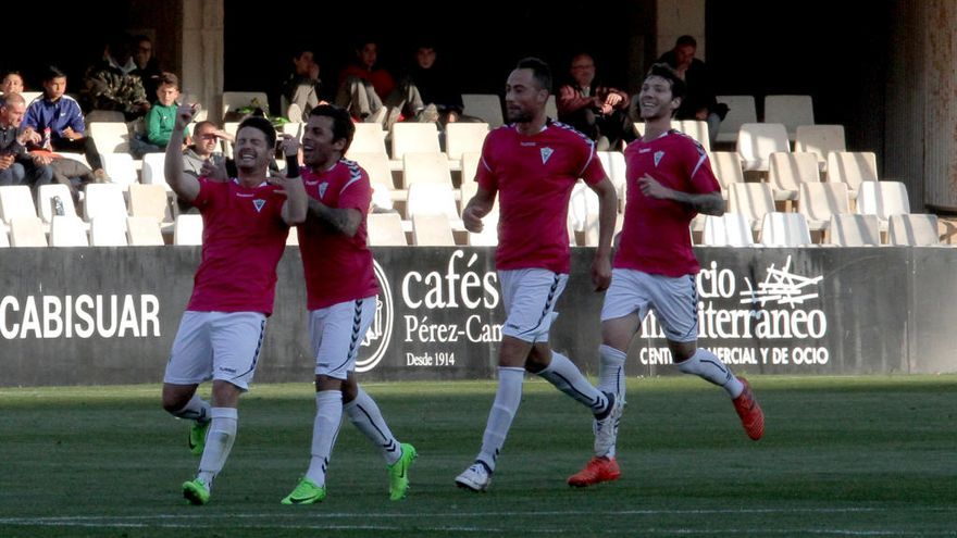 El Marbella FC afronta tres finales antes del play off