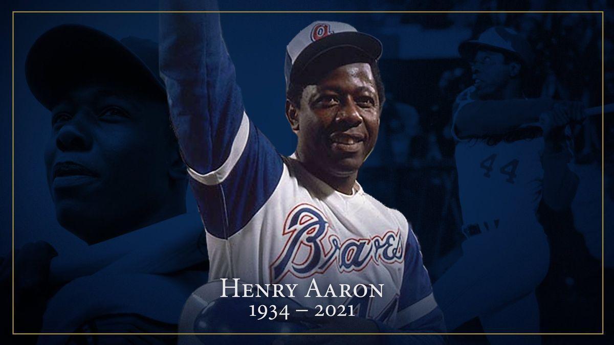 Muere Hank Aaron, el hombre que batió a Babe Ruth y al racismo