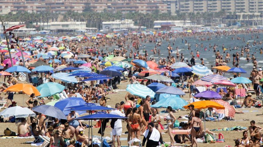 La C. Valenciana registra 3.500 casos de coronavirus en las últimas 24 horas