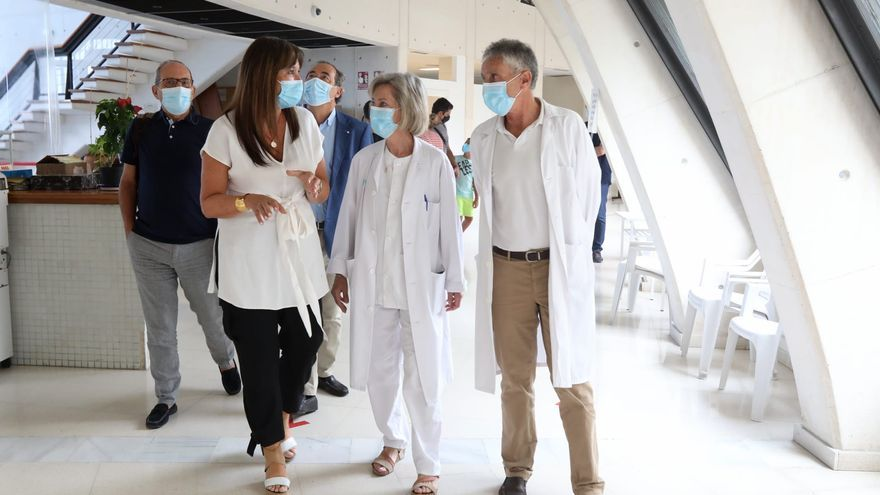 Aragón supera hoy el 70% de población vacunada a pesar de que el ritmo en agosto ha bajado