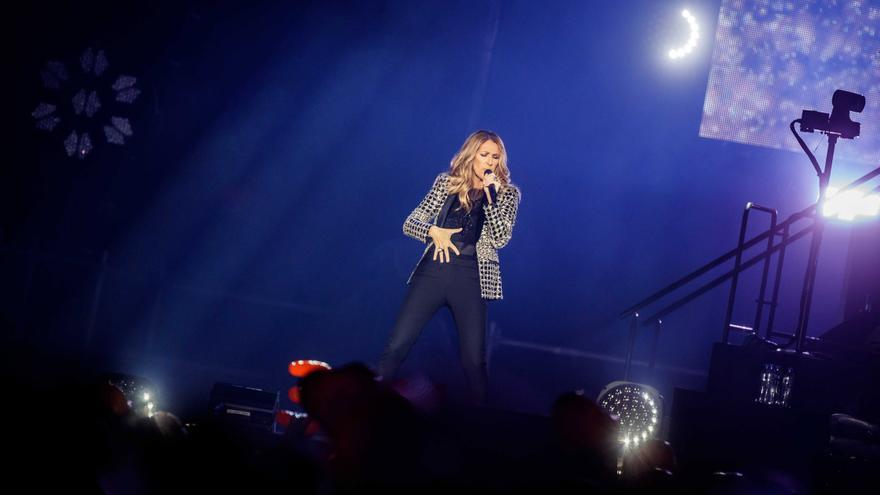 Celine Dion suspende sus conciertos en Las Vegas al sufrir espasmos musculares