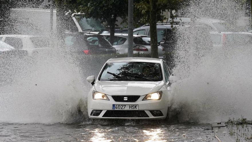 Protecció Civil demana precaució davant la previsió de pluges intenses