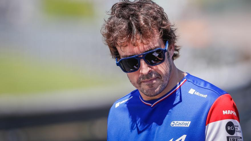 "Fernando Alonso: ""Nos estamos acercando, fue un buen día"""