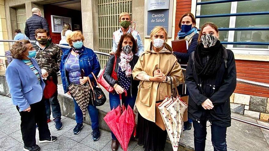 """Vox acusa al PSOE de """"despreciar"""" a los lenenses con el nuevo centro de salud"""