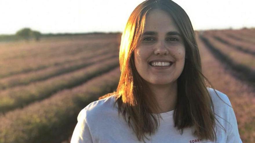 """Cristina Nuevo, investigadora zamorana: """"Hemos demostrado que un fármaco ya aprobado evita el crecimiento del cáncer"""""""