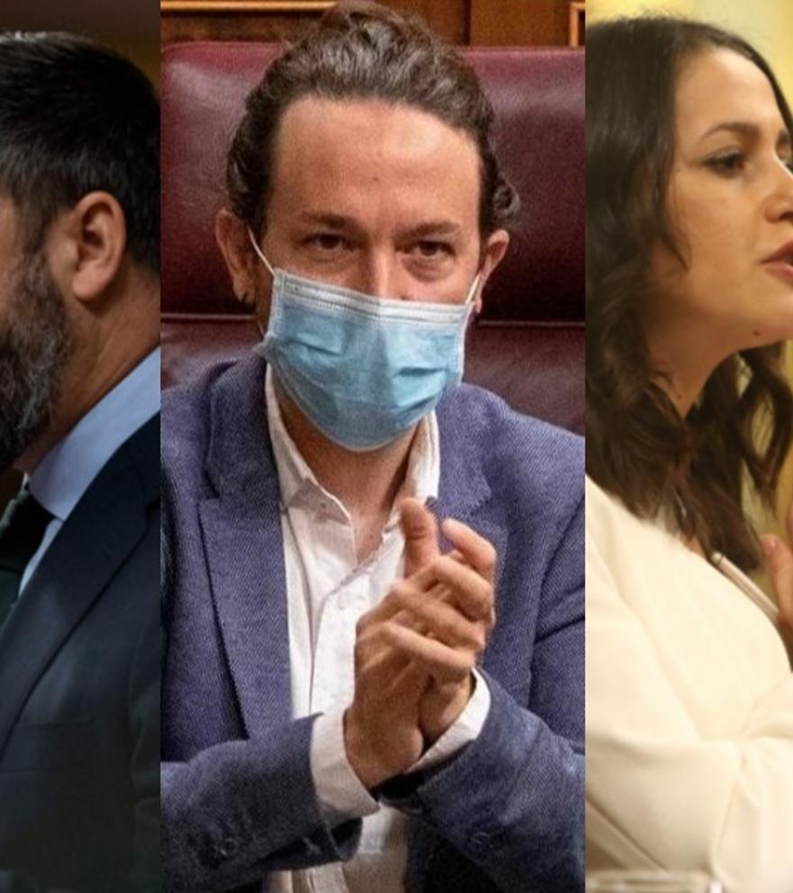 ENCUESTA | ¿Qué líder político sale mejor parado de la moción de censura?