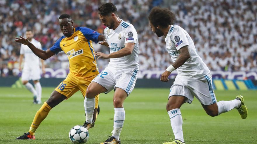 """Los mejores """"tuits"""" de la victoria del Real Madrid contra el Apoel"""