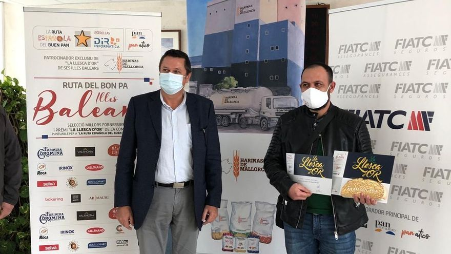 El Forn de Plaça de Algaida gana el premio al mejor pan de Baleares