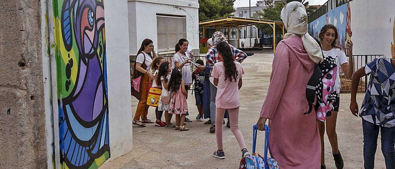 El colegio Párroco Francisco Mas tendrá aula de dos años.