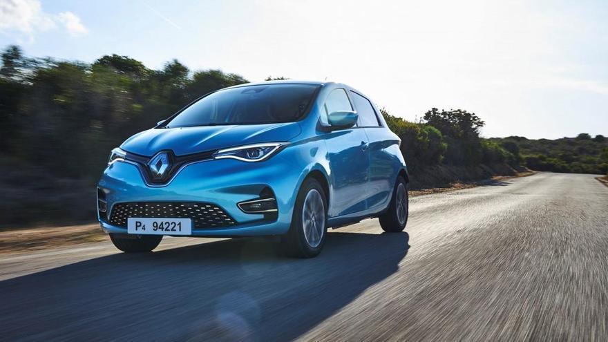 Renault Selection Z.E., vehículos eléctricos de ocasión y coche de combustión a la carta