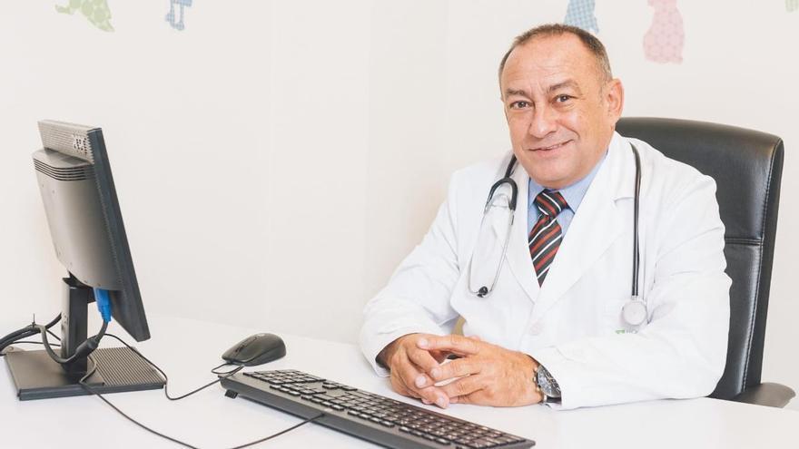 Muere Jesús Poch, jefe de pediatría de Hospitales San Roque