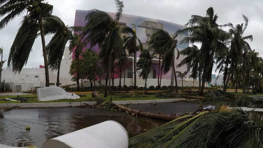 Declaran 'desastre' en Luisiana tras el paso del huracán Delta