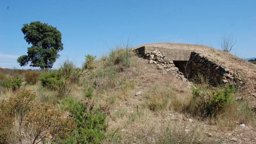 Búnquers i fortins a l'Alt Empordà, la Línia Maginot de Franco