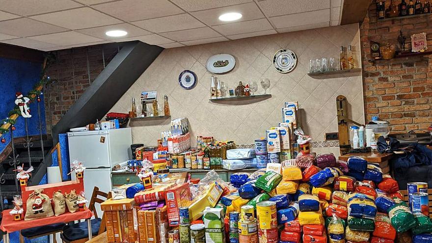 La Fitoria más solidaria se vuelca con el Banco de Alimentos