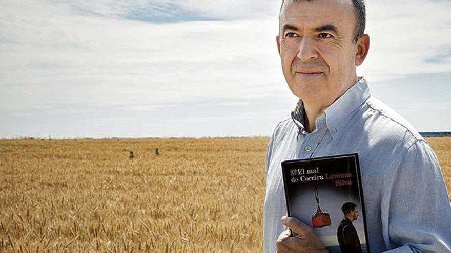 La nueva novela de Lorenzo Silva transita por territorio balear