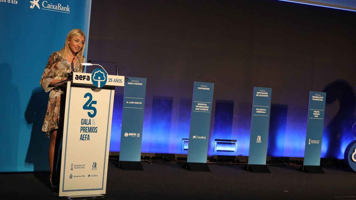 La presidenta de la asociación invitó a las empresas a aliarse para conseguir objetivos
