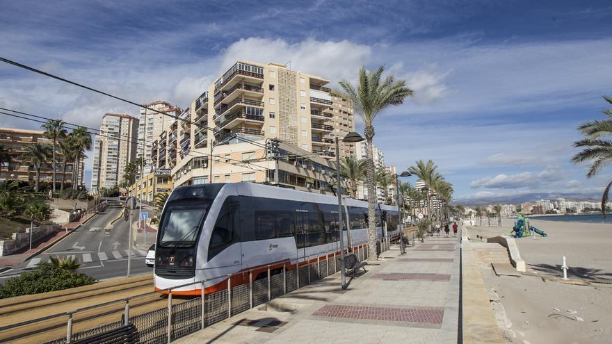La Generalitat mantendrá en 2021 el precio de las tarifas del TRAM de Alicante
