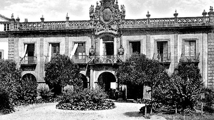 L'hospiciu d'Uviéu sirvía de centru de reclusión pa méndigos, según una tesis
