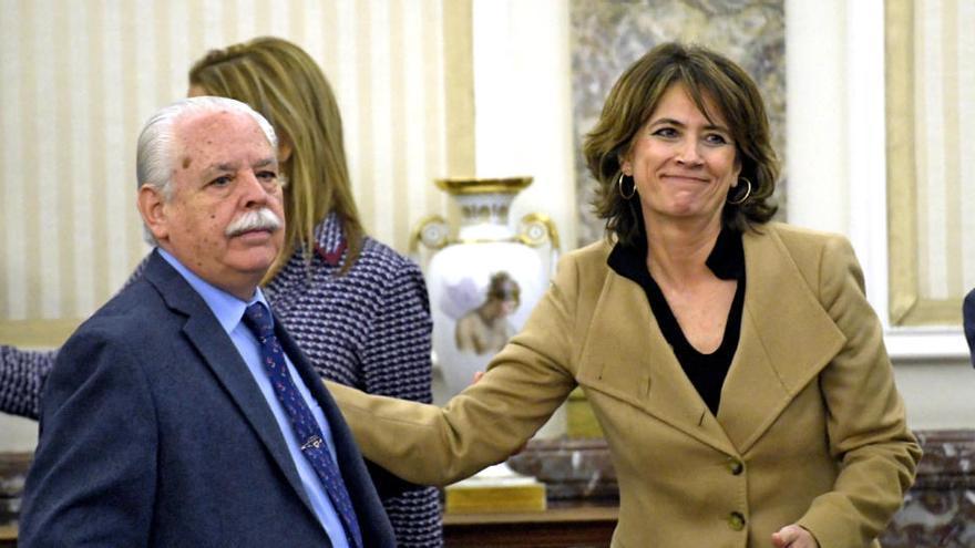 El fiscal que investiga al Rey emérito será el número dos de la Fiscalía