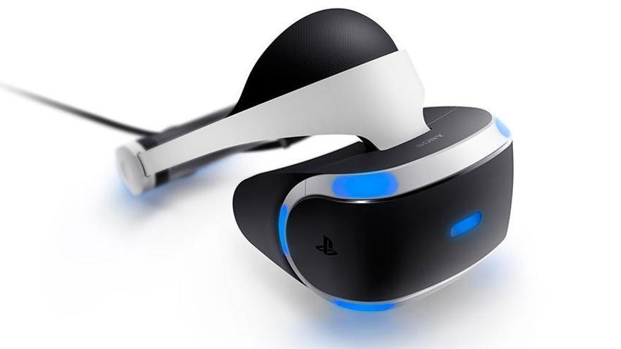PlayStation VR incorpora tres prometedores títulos a su catálogo de realidad virtual