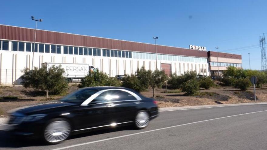 Persax acusa la caída de sus mercados en el exterior y reduce un 9,6% su facturación