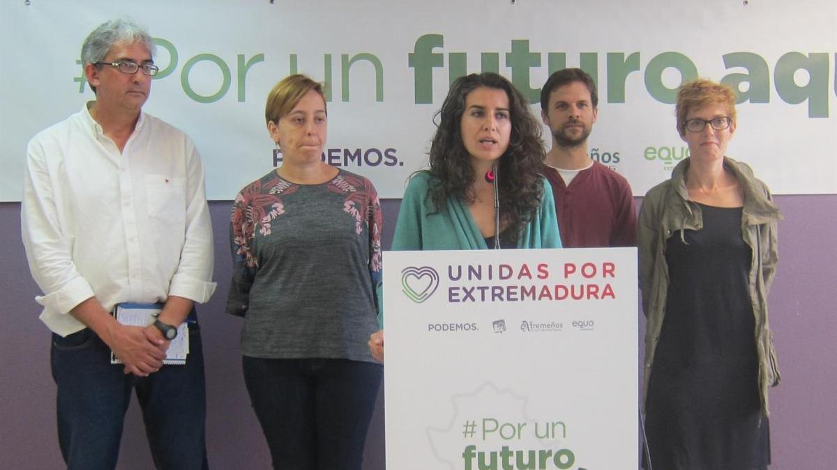 Unidas por Extremadura propone que la gestión de las centrales hidroeléctricas sea de la Junta
