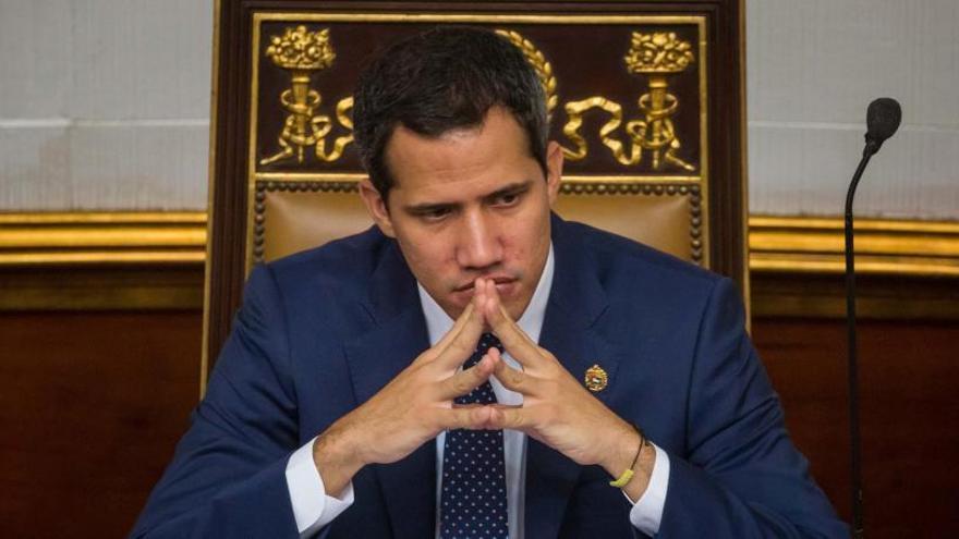 Guaidó admite que conocía los contactos