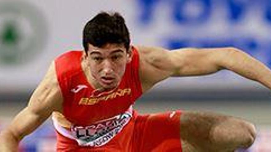 Un atleta valenciano crea un micromecenazgo con Tokio como objetivo