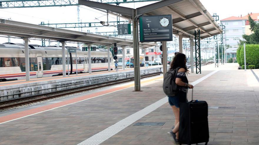 La huelga en Renfe deja a Galicia sin 24 trenes el miércoles