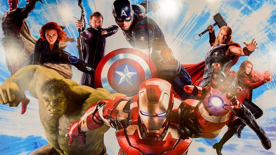 Descubre el personaje más rentable del Universo Marvel