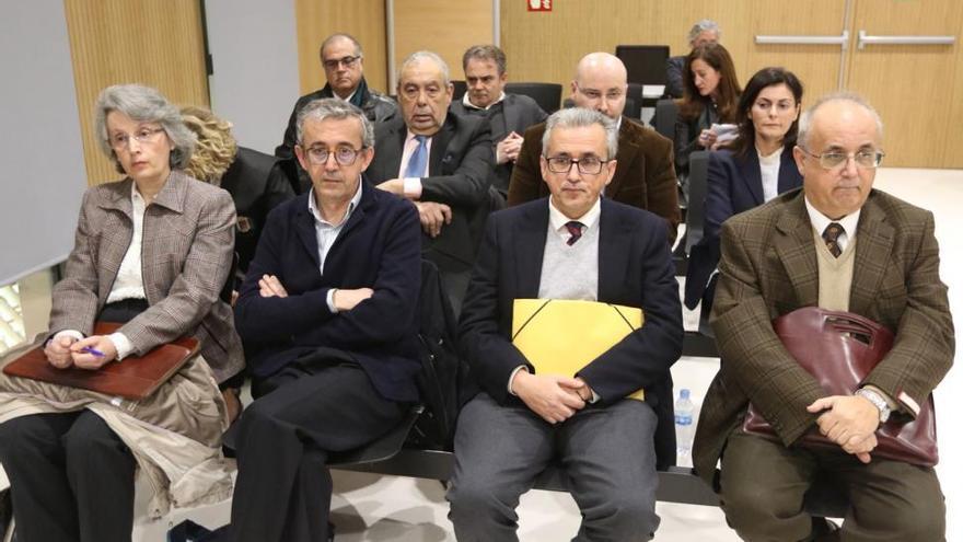 Los responsables de Pérez Giménez defienden su gestión y niegan los delitos que se les imputan