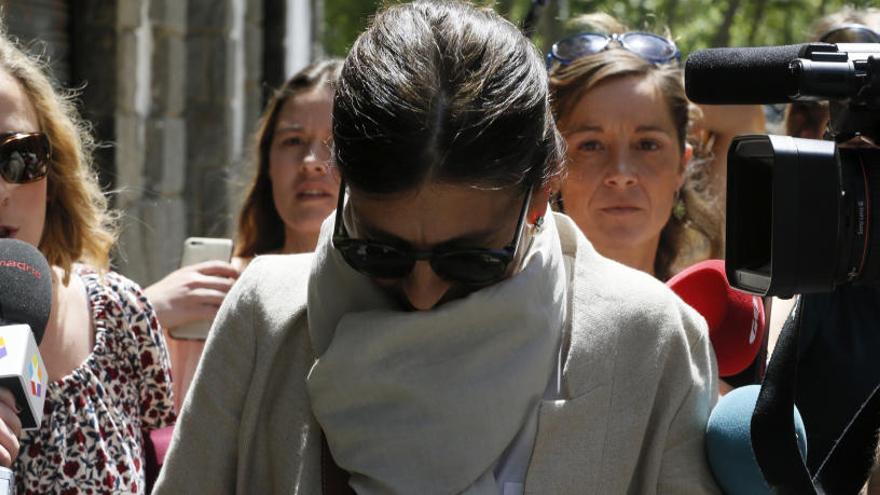 La mujer de Oriol Pujol reconoce que tuvo una cuenta en Andorra con su marido