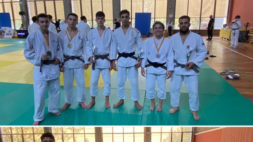 Quatre ors i dotze medalles per al Centre de Tecnificació en els catalans cadets