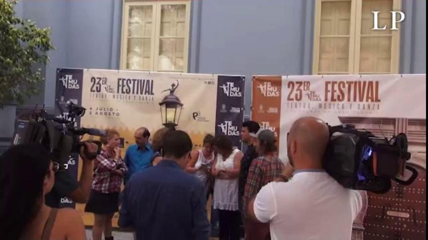 Quince compañías intervienen en el Festival de Teatro, Música y Danza Temudas