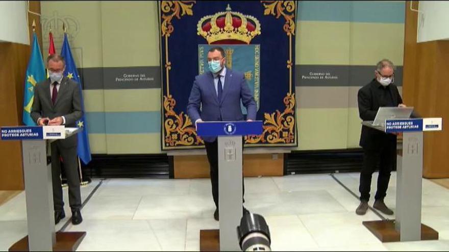 Asturias vuelve a la fase 2 de desescalada
