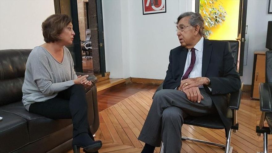 Ambrosio presenta la Red de Juderías en la cumbre de México