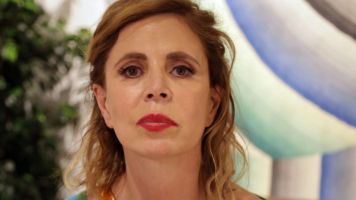 Agatha Ruiz de la Prada en una imagen de archivo de Europa Press.