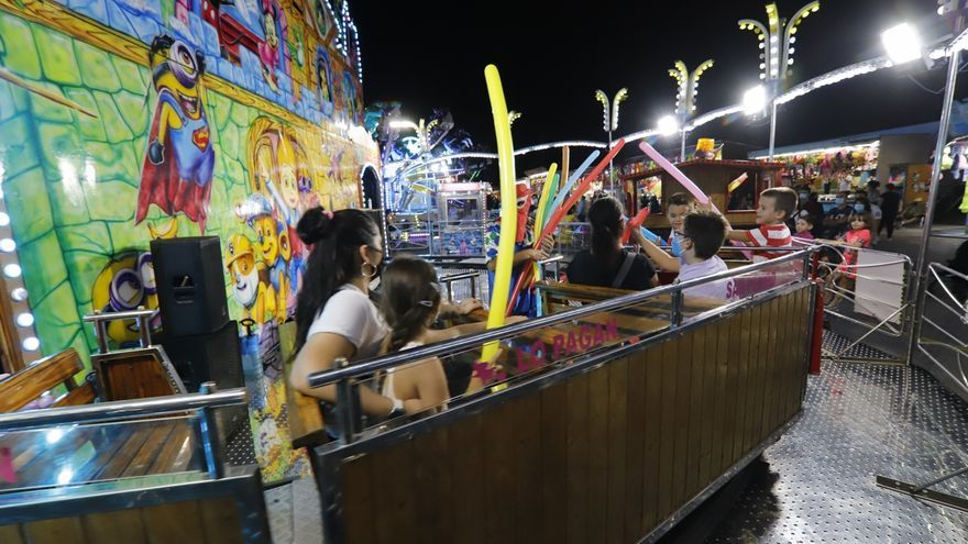 Cerca de 200.000 personas han pasado por La Fica durante la Feria de Murcia