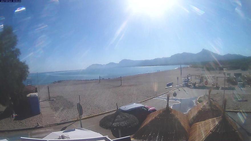 Viel Hitze, viel Sonne, aber keine 40 Grad mehr auf Mallorca