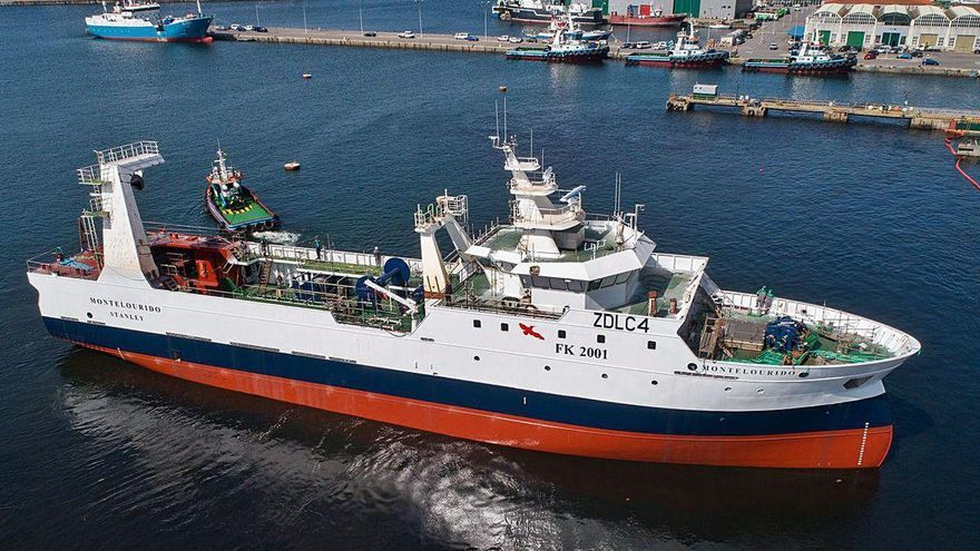 El naval gallego, en el 'top 10' mundial de nuevos contratos para el sector pesquero