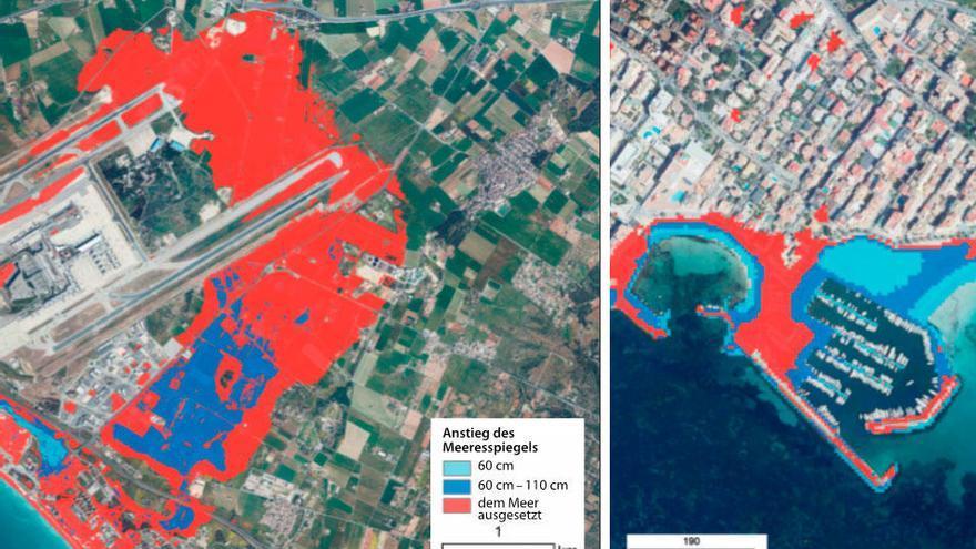 So betrifft der Klimawandel die Playa de Palma