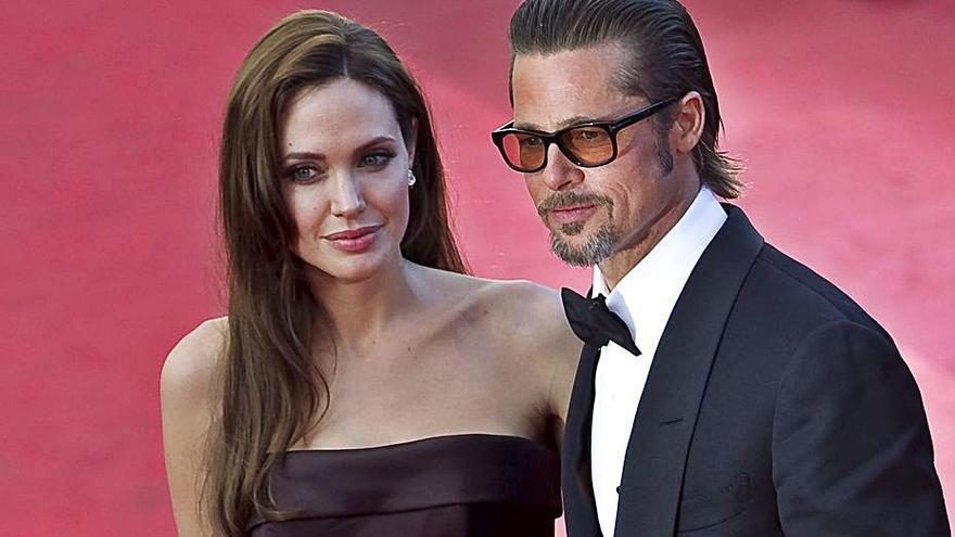 Brad Pitt obtiene la custodia compartida de sus seis hijos