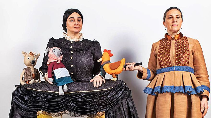 El Festival de Títeres arranca con una obra sobre la vida de Concepción Arenal