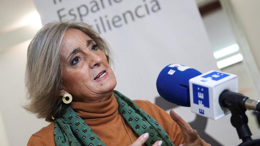 """Rafaela Santos: """"La gente ha perdido la confianza por la Covid y eso aumenta el estrés"""""""