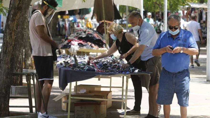 La comisión de comercio ambulante aprueba por unanimidad el borrador de la nueva ordenanza