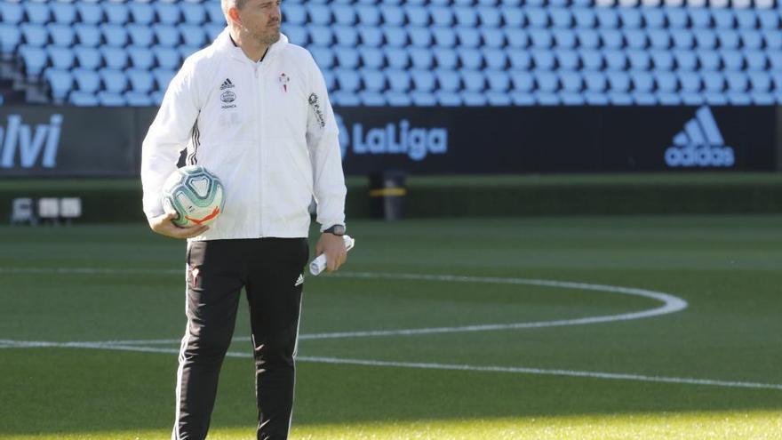 """Óscar García: """"Es más importante la vida de las personas que el fútbol"""""""