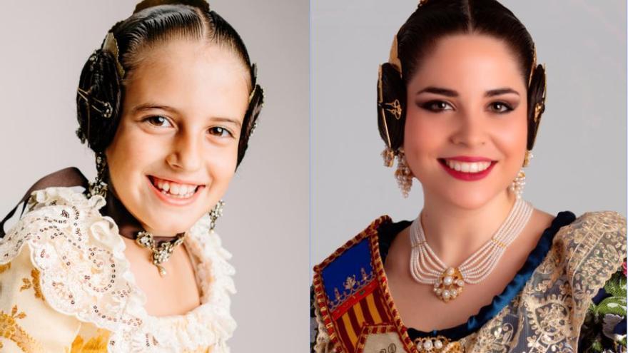 Preseleccionadas a Falleras Mayores de València por Olivereta