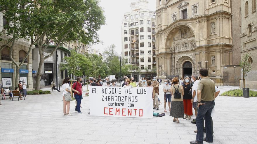 La polémica reforma de Santa Engracia: El desierto de cemento que no hace gracia